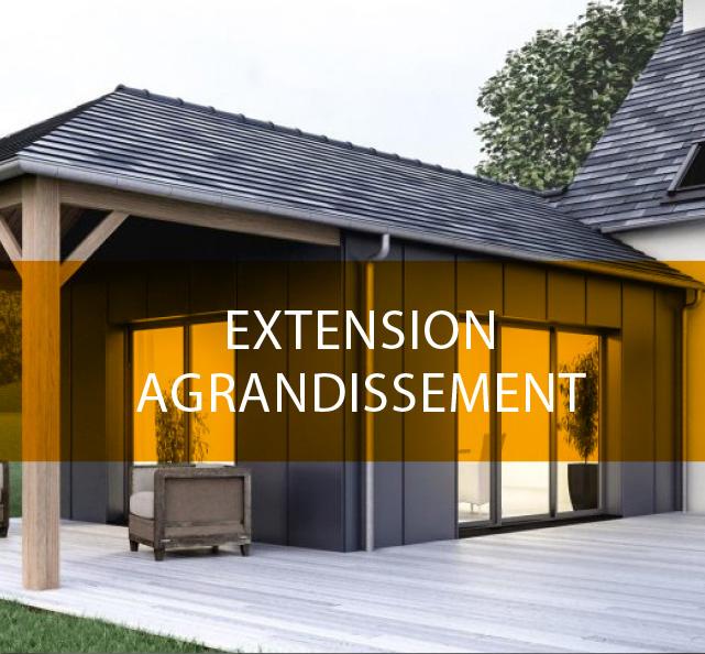Photo d'extension