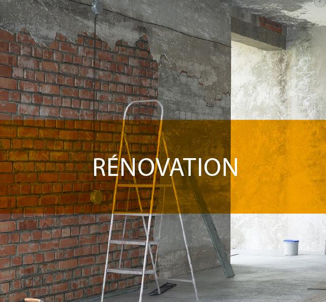 Photo de rénovation