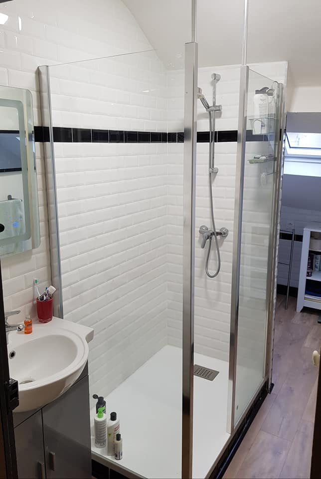 Rénovation salle de bain BatiConnect Vichy