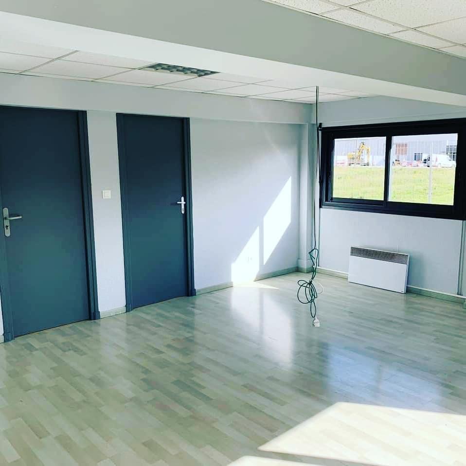 Rénovation bureaux professionnels Bati Connect Vichy