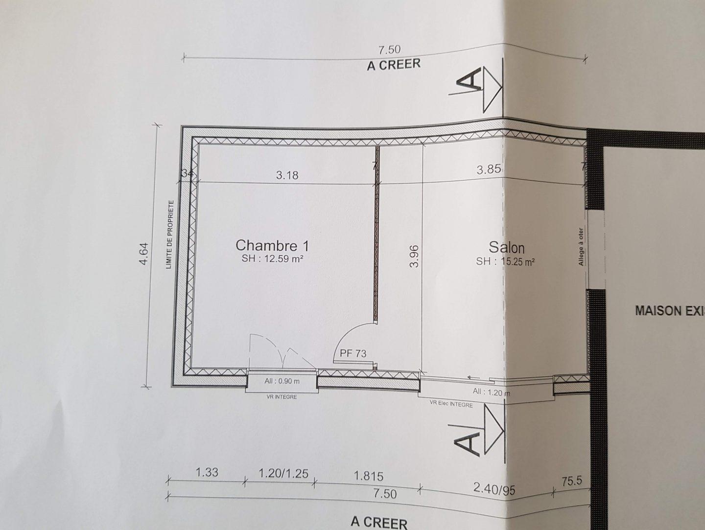 Plan maison Bati Connect Vichy