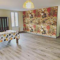 Rénovation salle de séjour Bati Connect Vichy