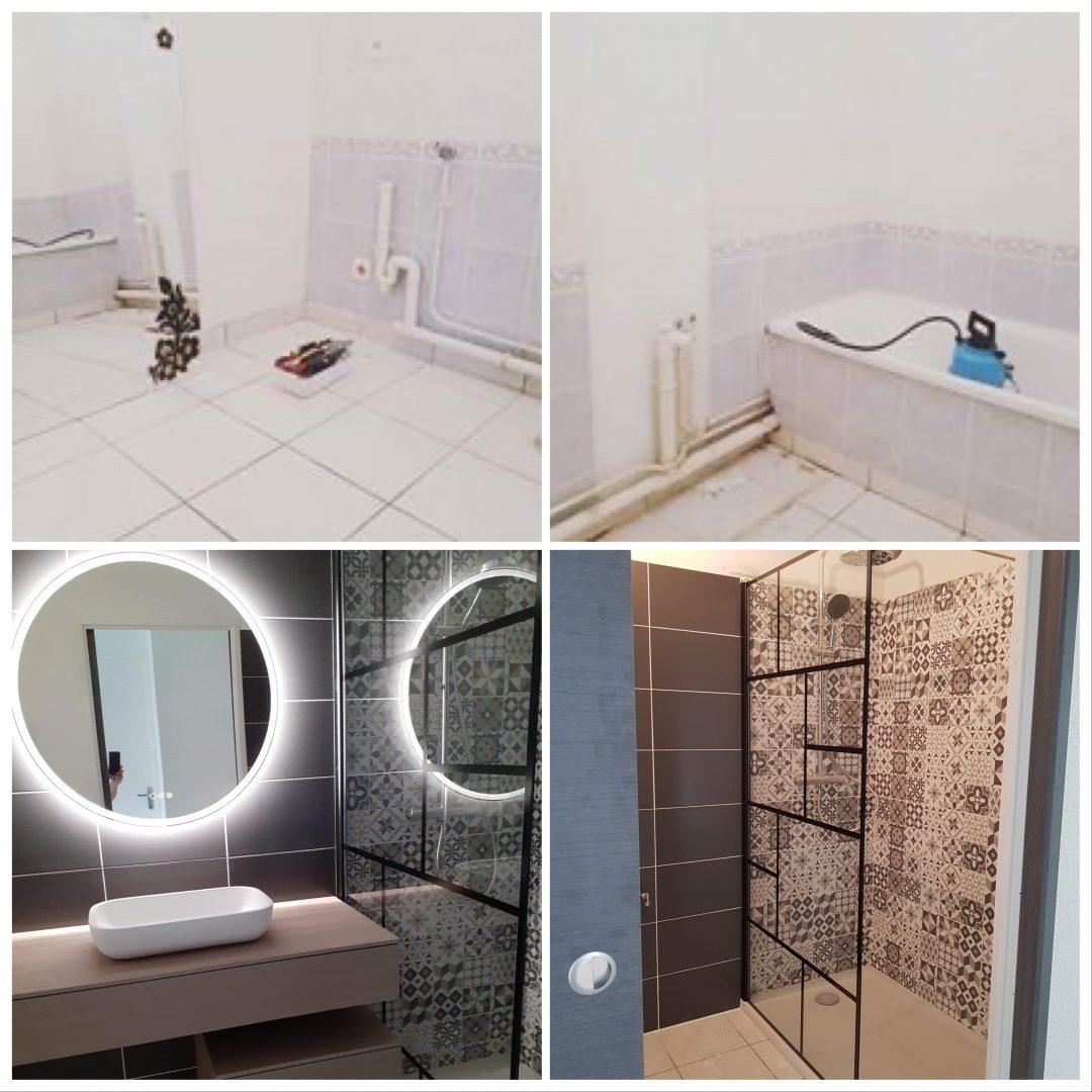 Rénovation salle de bain Bati Connect