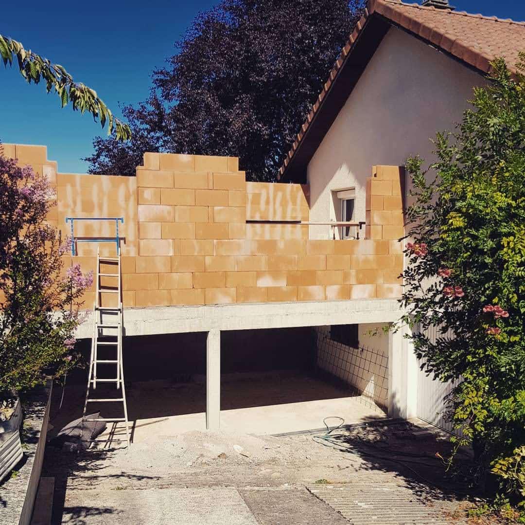 Extension de maison Bati Connect Bellerive-sur-Allier