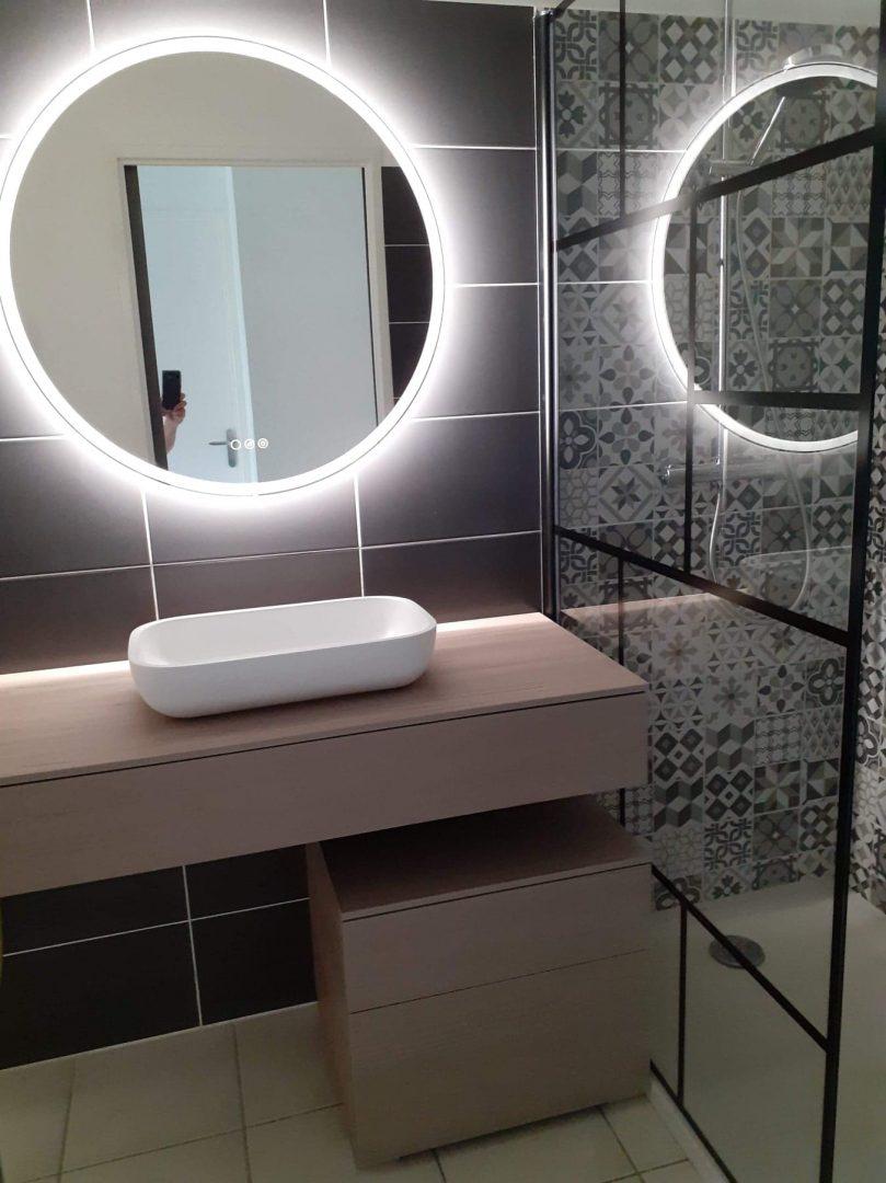 Salle de bain Bati Connect