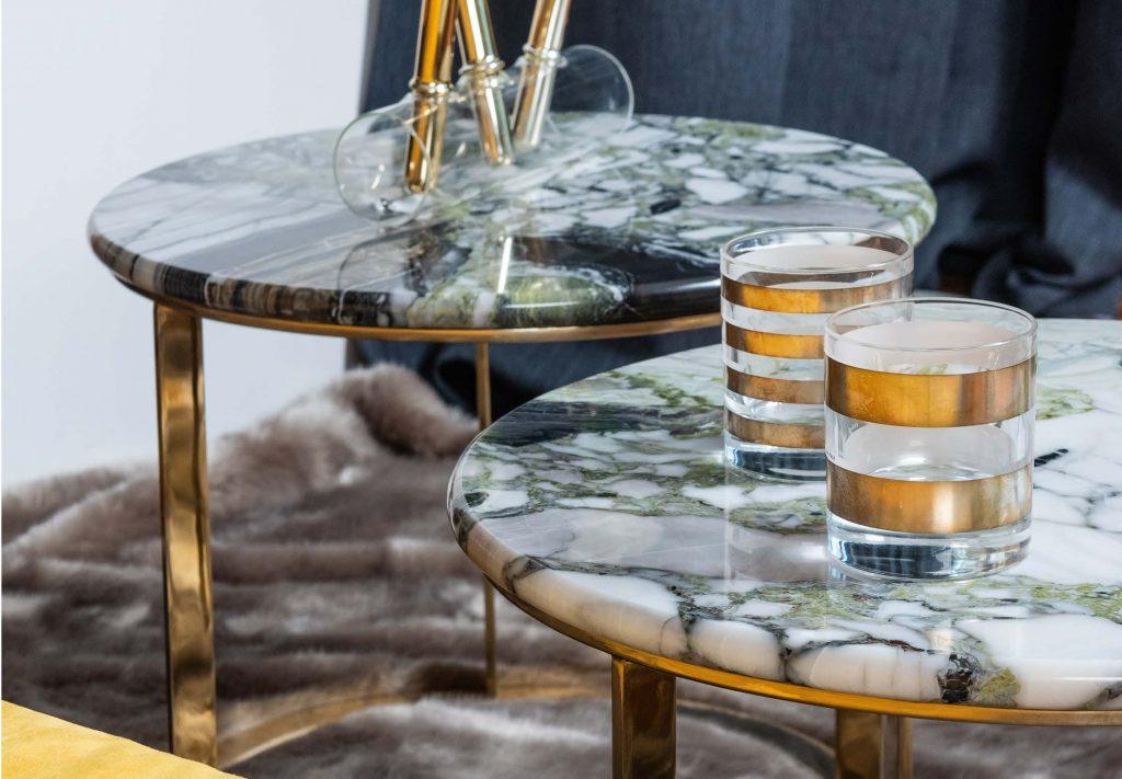 Plateaux en marbre - Courtage Bati-connect