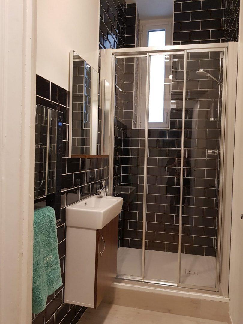 Salle de bain faillance